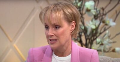 Sally Dynevor is the first contestant announced for Dancing On Ice 2022