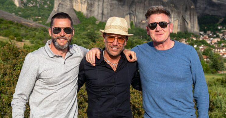 Gordon, Gino and Fred back for series 4