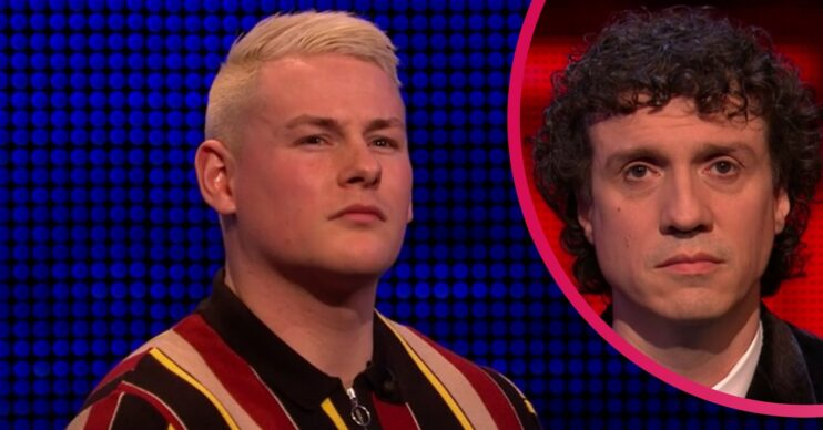 The Chase contestant hits back at criticism on Twitter following battle with Darragh Ennis