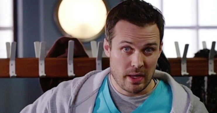 Could Ollie Valentine be coming back to Holby?