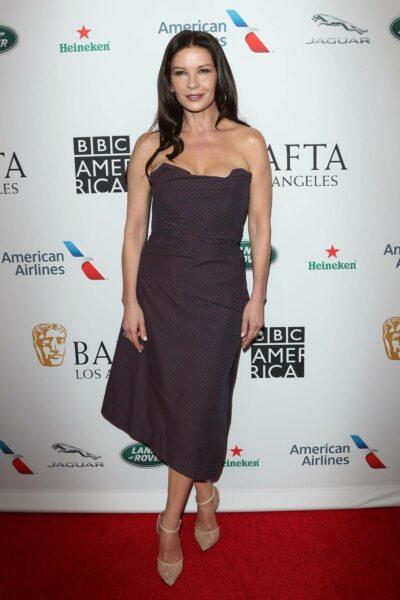 Catherine Zeta Jones played Mariette Larkin