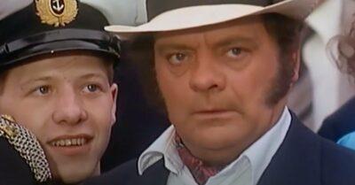 Ian Tucker played Monty Larkin