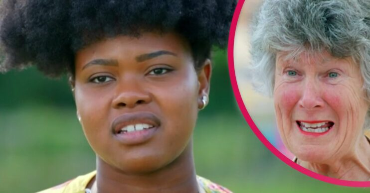 Rochica on The Great British Bake Off