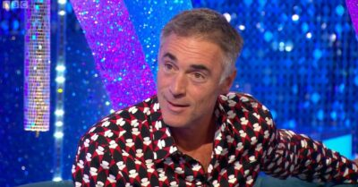 Strictly star Greg Wise