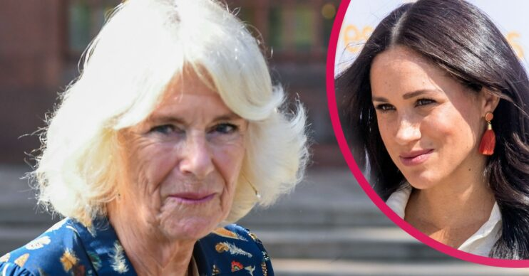 Camilla and Meghan Markle in latest royal news