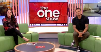 The One Show presenters