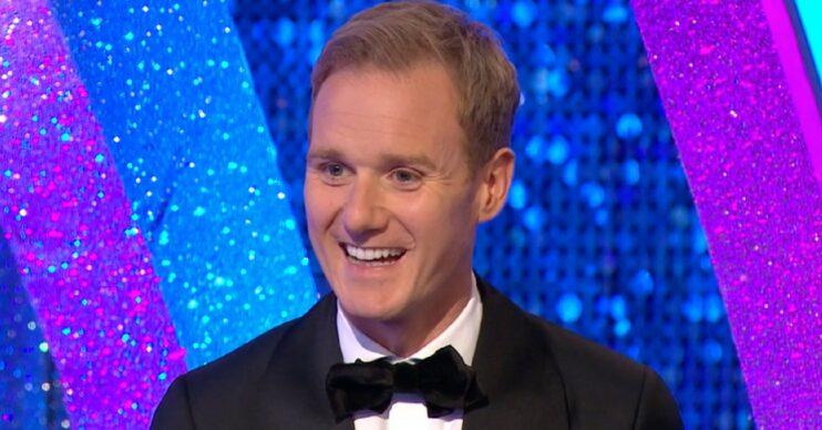 Strictly star Dan Walker