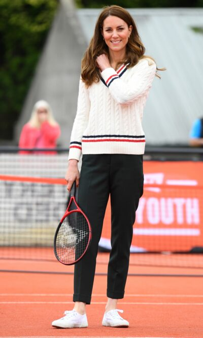 Down-to-earth Kate Middleton and her best laid-back fashion looks