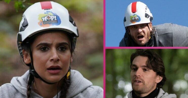 Emmerdale Meena has murder in mind, David is afraid and Mack is worried