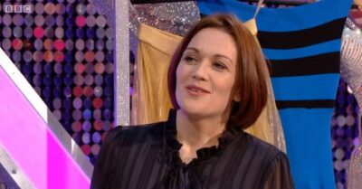 Strictly Come Dancing costume designer Vicky Gill