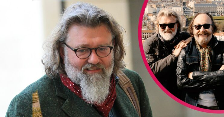 The Hairy Bikers' Si King on brain emergency and split with his wife
