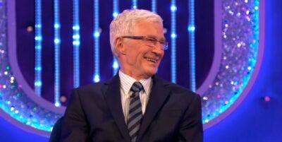 Paul O'Grady Saturday Night Line-Up