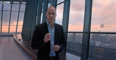Prince William fronts BBC documentary The Earthshot Prize: Repairing Our Planet