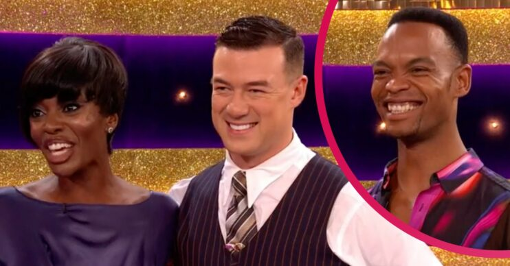 Johannes Radebe reveals old friendship with new Strictly Come Dancing hunk Kai Widdrington... and that's he's single!
