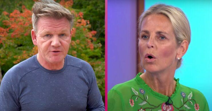 Gordon Ramsay has 'baffled' Ulrika Jonsson