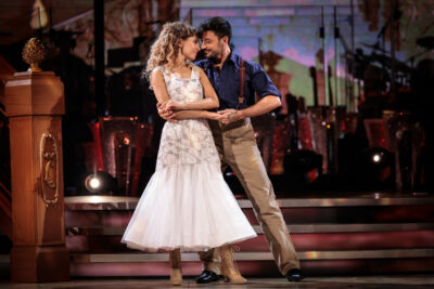 Strictly Come Dancing: Rose Ayling-Ellis and Giovanni Pernice Foxtrot