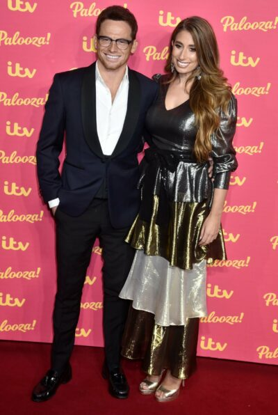 stacey Solomon baby name
