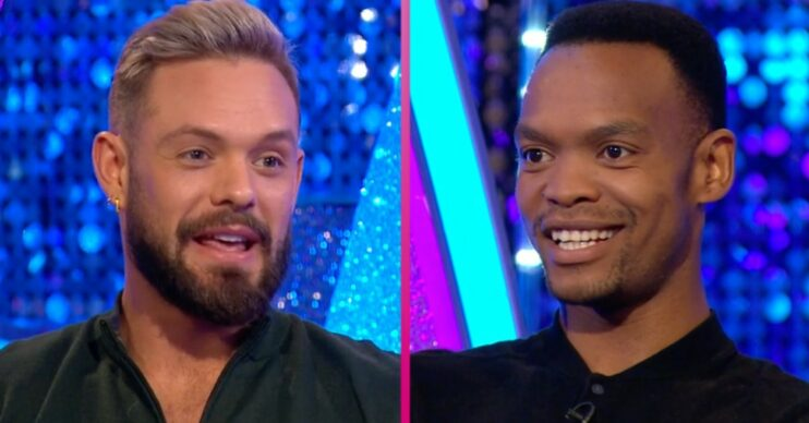 Strictly John and Johannes