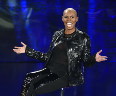 Skin from Skunk Anansie says she can't wait to be a mum at 54