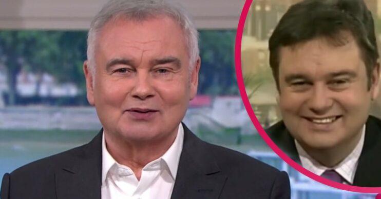 Eamonn Holmes teased a return to breakfast TV