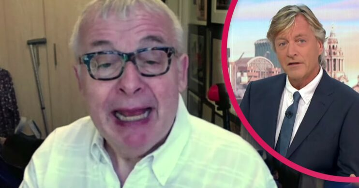 Christopher Biggins slammed for comments on GMB about Superman's son