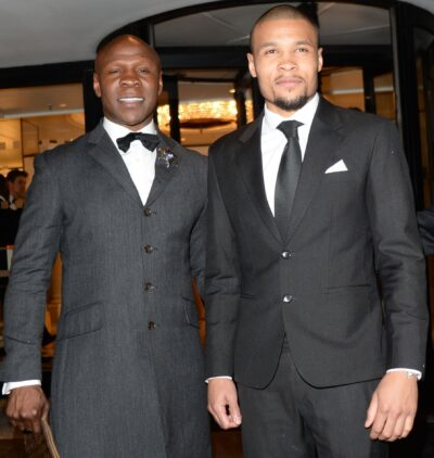 Chris Eubank was mugged only hours after his GMB appearance