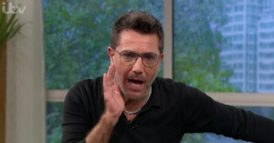 Gino D'Acampo on This Morning