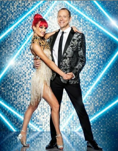 Strictly - Robert Webb and Dianne Buswell