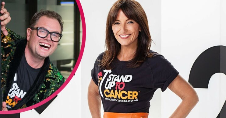 Stand Up to cancer highlights