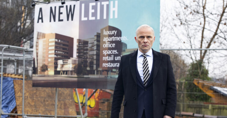 Max played by Mark Bonnar in Guilt series 2