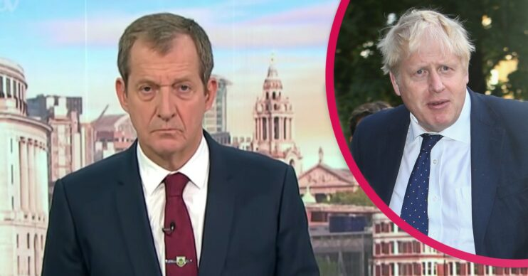 GMB viewers have complained about Alastair Campbell