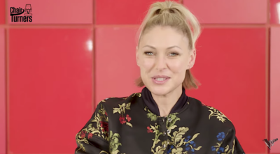 Emma Willis returns in the new series of The Voice