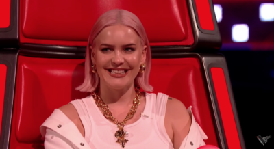 Anne-Marie returns for the new series of The Voice
