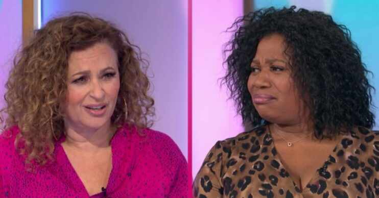 Loose Women viewers disgusted at twin loo discussion