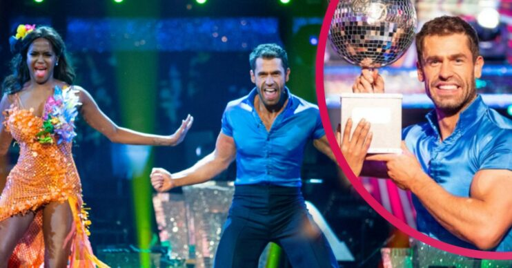 Kelvin Fletcher has offered to come back to Strictly