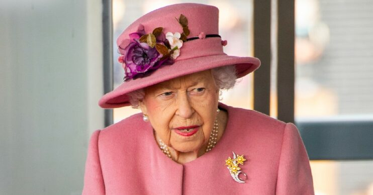 The TikTok trend that predicts when the Queen will die