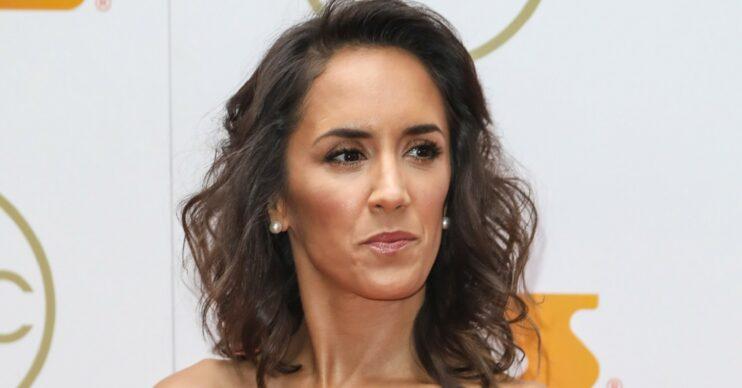 Strictly star Janette Manrara