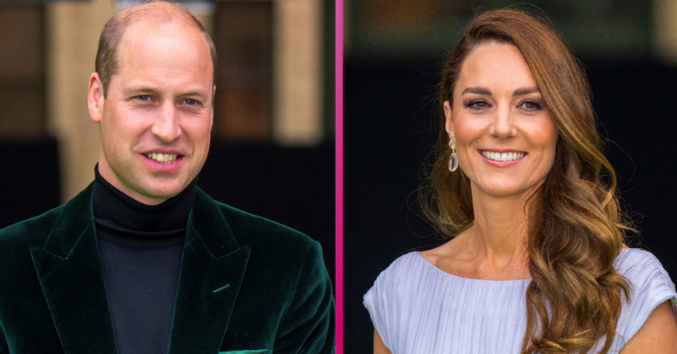 William and Kate attend the Earthshot Prize ceremony
