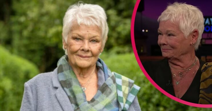 Who Do You Think You Are? star Judi Dench 'laughs off failing eyesight health problems'