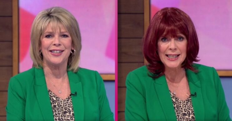 Loose Women viewers give Ruth Langsford hair transformation the thumbs up