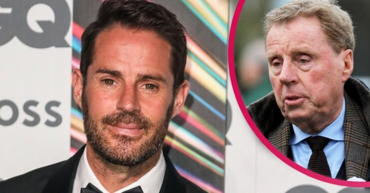 Jamie Redknapp and dad Harry