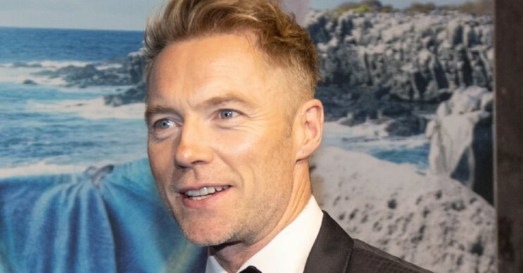 The One Show host Ronan Keating