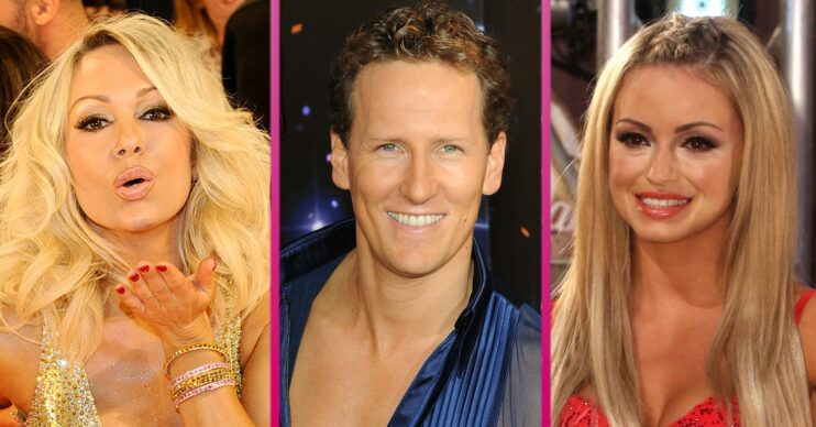 Strictly professionals who quit the show and why