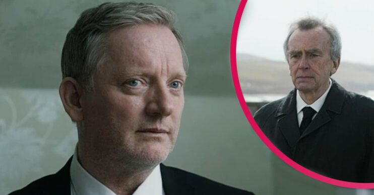 Viewers wondered what happened to Jimmy's dad in Shetland on BBC One