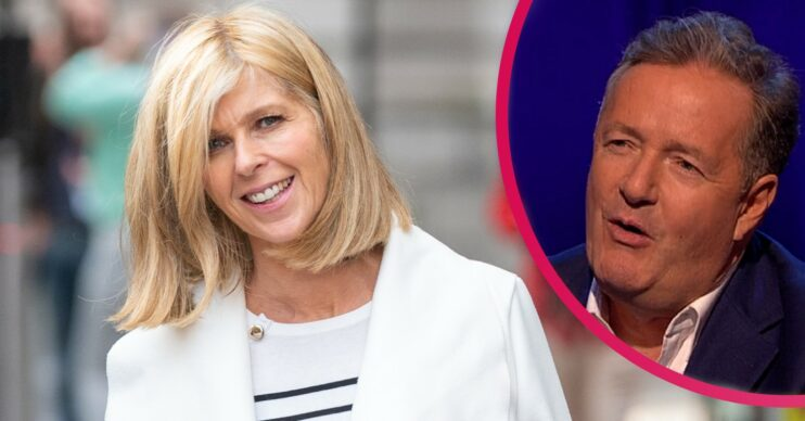 Kate Garraway revealed her wishlist of guests when she takes over on Piers Morgan Life Stories