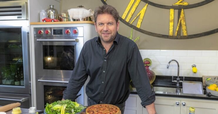 James Martin claims BBC 'discriminated' against him and he lost out on jobs due to his accent