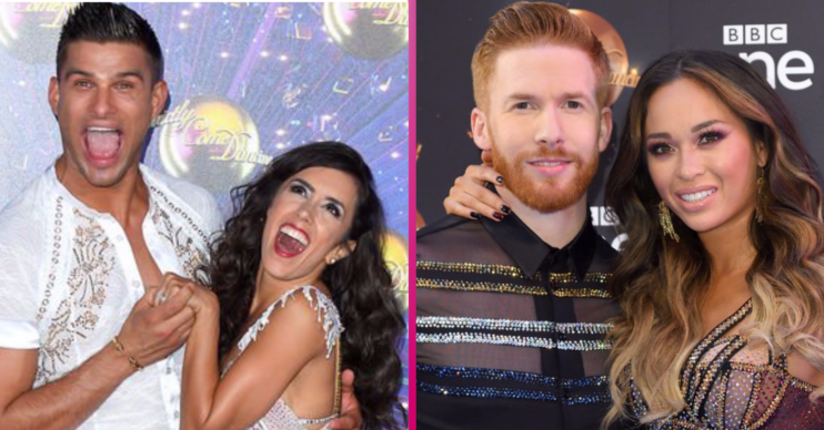Strictly News: Which Strictly professionals who have married, split or survived the Strictly curse