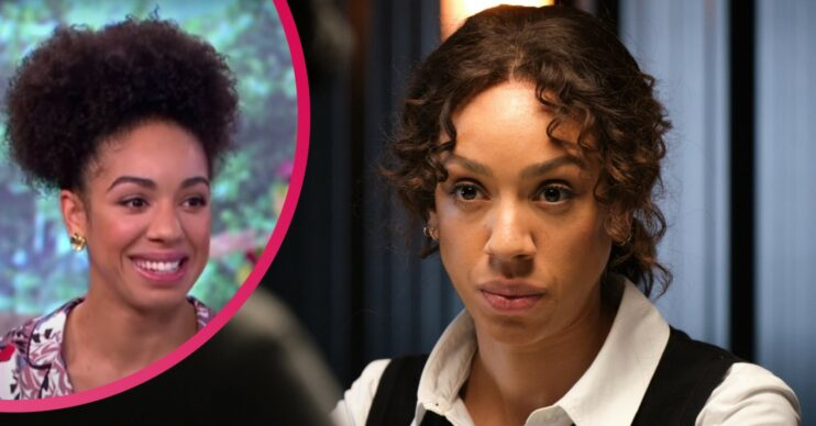 Pearl Mackie plays DS Jen Rafferty in The Long Call cast
