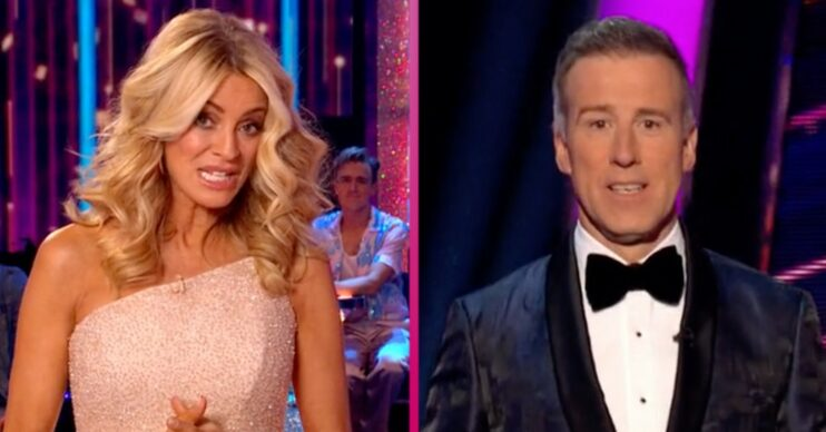strictly come dancing result leak comp
