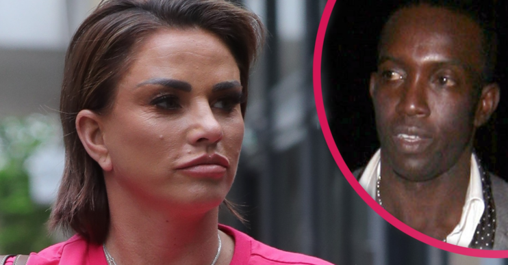 Katie Price is said to be furious with Dwight Yorke